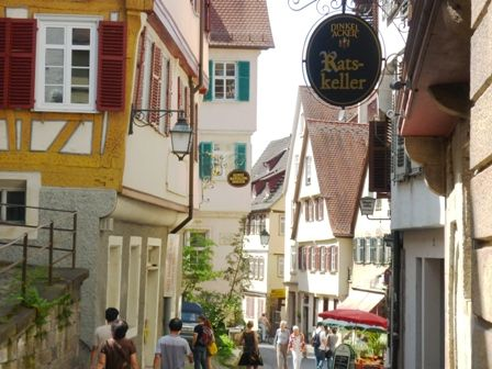 © Verkehrsverein Tübingen