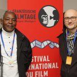 Abdoulaye Dao und François Serre
