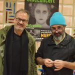 Christopher Buchholz und Murcof