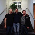 Jan Smykowski, Florian Bauer, Ernst Maier