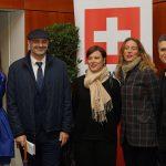 Katrin Kaspar, Pascal Tessaud, Madeleine Corbat, Marine Francen, Hasan Ugur
