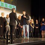 Florian Bauer gratuliert Christopher Buchholz
