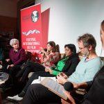 Feminismus-Diskussion im Atelier