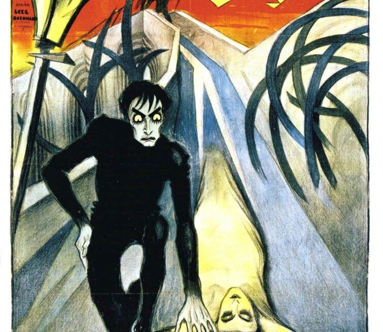 Das Cabinet Des Dr. Caligari Web