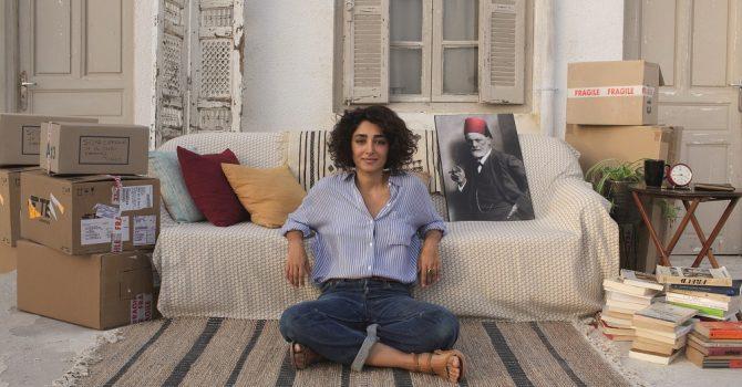Un divan a Tunis