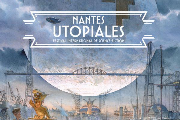 Utopiales 2020 © Alex Alice Web